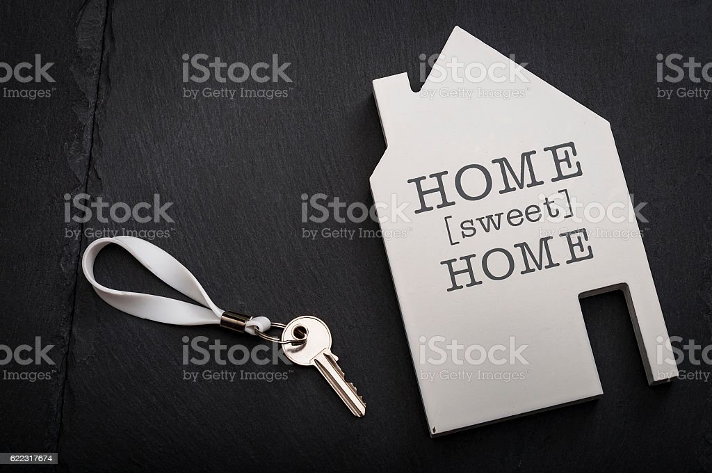 Keys to a new home sweet home – Foto