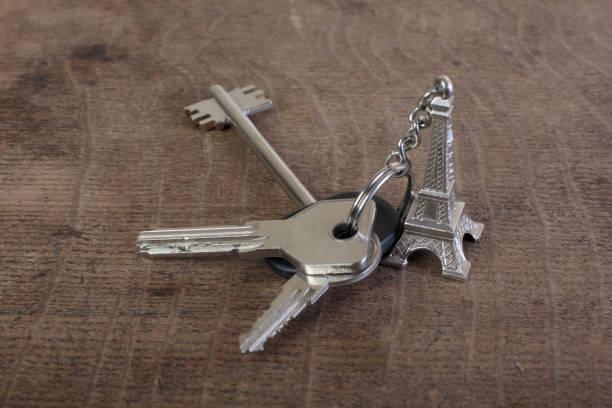 Keys to apartment – zdjęcie