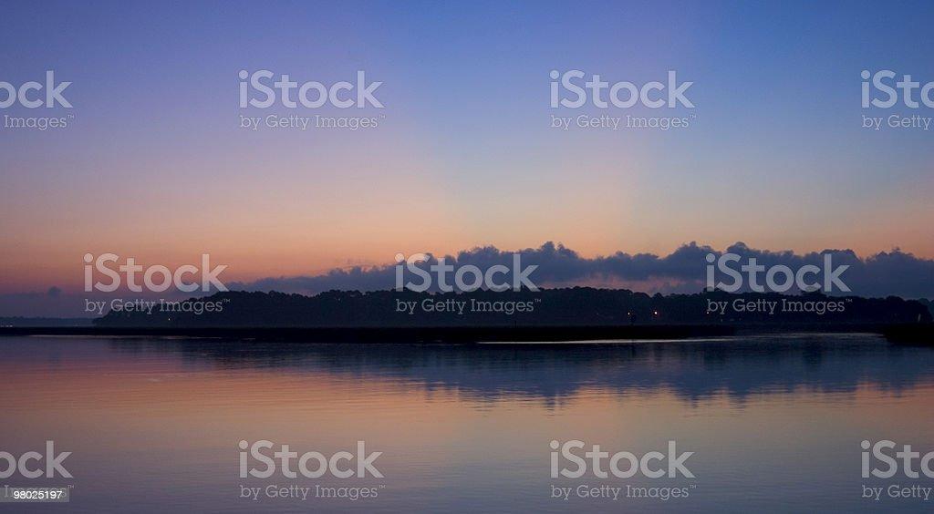 Keywest sunset royalty-free stock photo