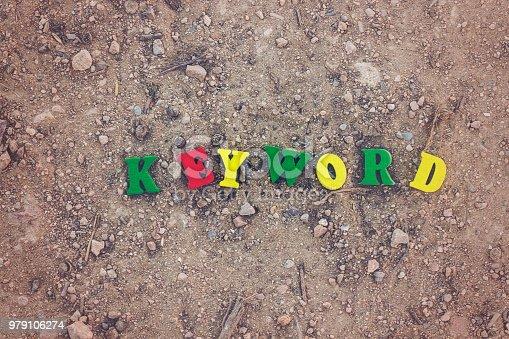 istock keyword on sol 979106274