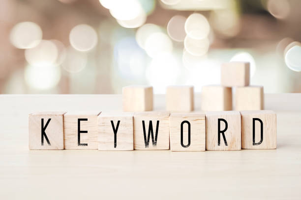 keywords words keyword key seo using background tail concept word hat ats past traffic phrasing unique right determine ways royalty