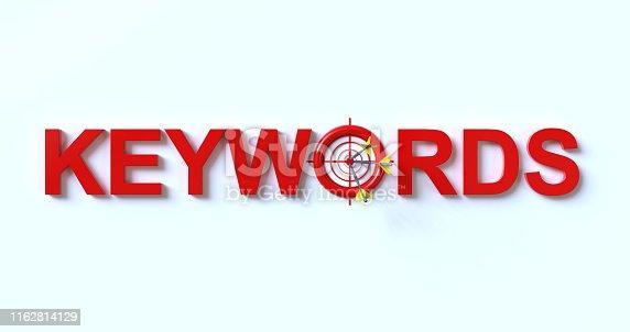 Keywords Business Concept