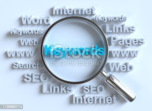 Keywords,web,links,search