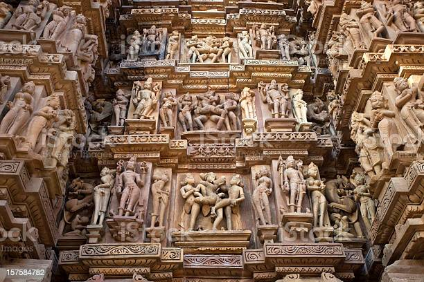 Group Sex From The Western Group Of Temples