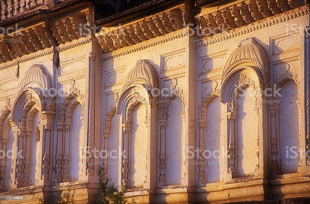 Khajuraho temple royalty-free stock photo