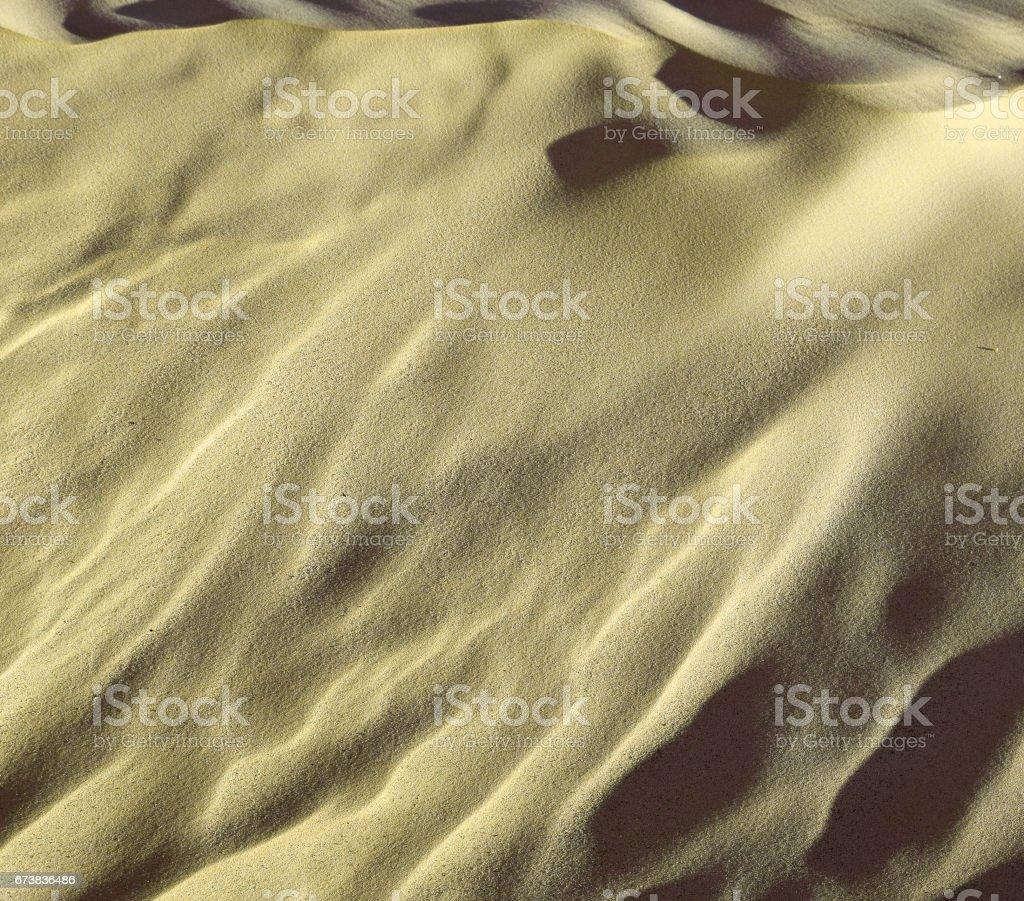 Haki renk. Doğal doku ve arka plan çöl. Kum desen royalty-free stock photo