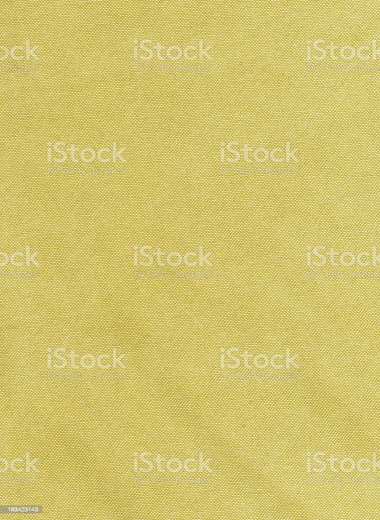Khaki coloured canvas cloth royalty-free stock photo