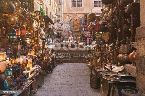 istock Khan al-Khalili Bazaar 589955622