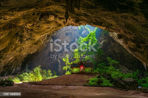 Thailand, Asia, Temple - Building, Cave, Thai Culture