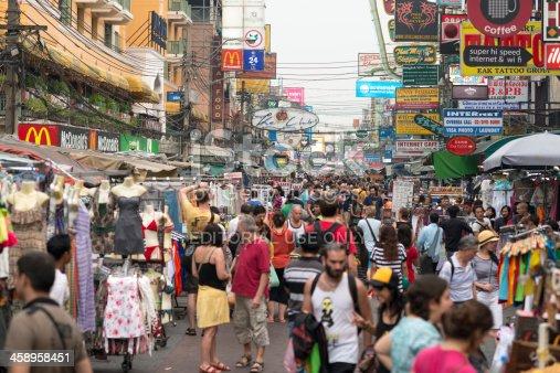863454090istockphoto Khao San Road, Bangkok, Thailand 458958451