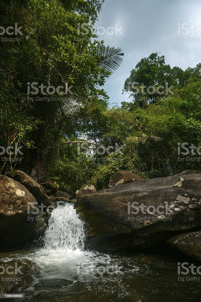 Khao Wong 국립공원 royalty-free 스톡 사진