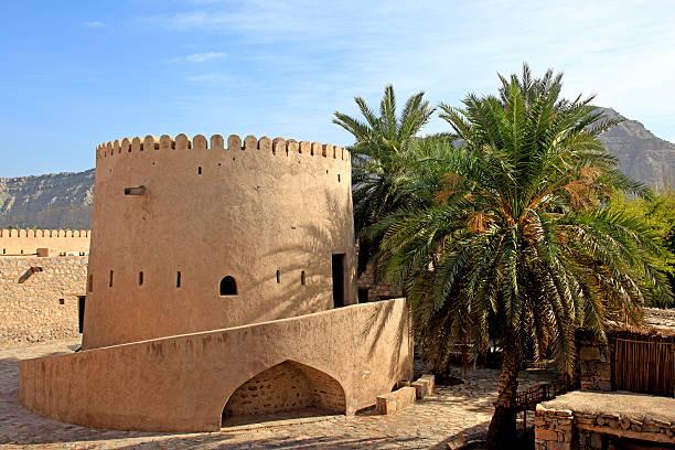 Khasab Fort, dem Musandam, Oman – Foto