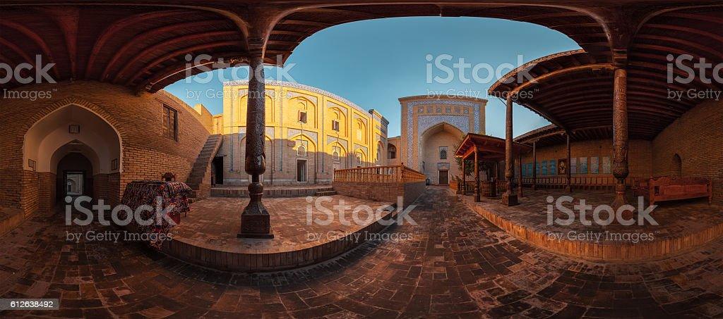 Khiva, Uzbekistan stock photo