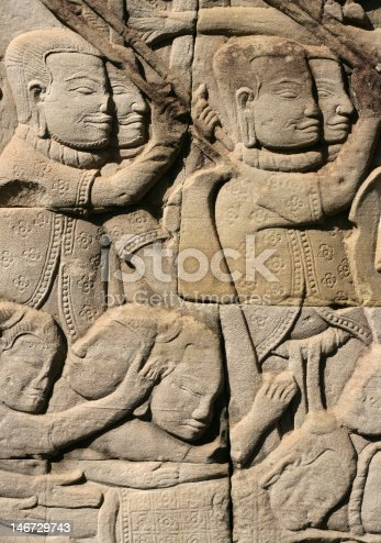 1147569123istockphoto Khmer Warriors 146729743