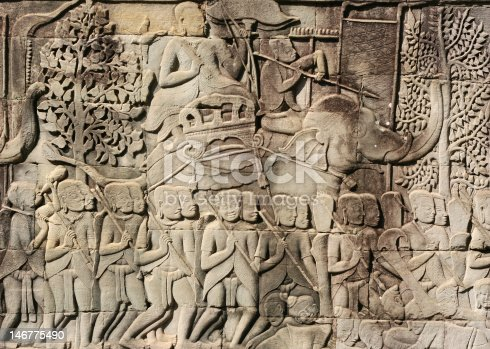 1147569123istockphoto Khmer Warriors 146775490