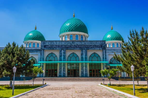 Khoja Ahror Valiy Moschee in Taschkent, Usbekistan – Foto