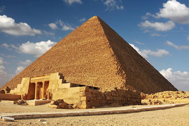 Cheops-Pyramide – Foto