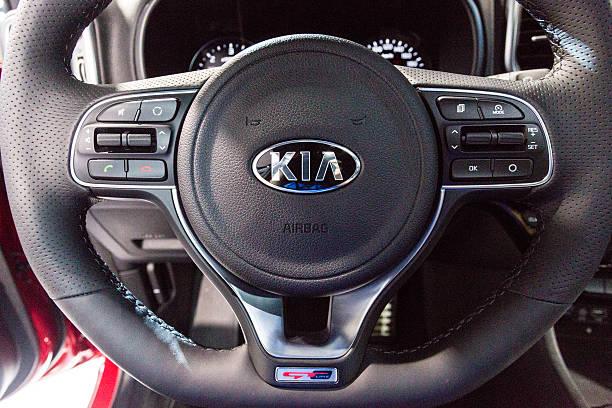2016 Kia Sportage stock photo