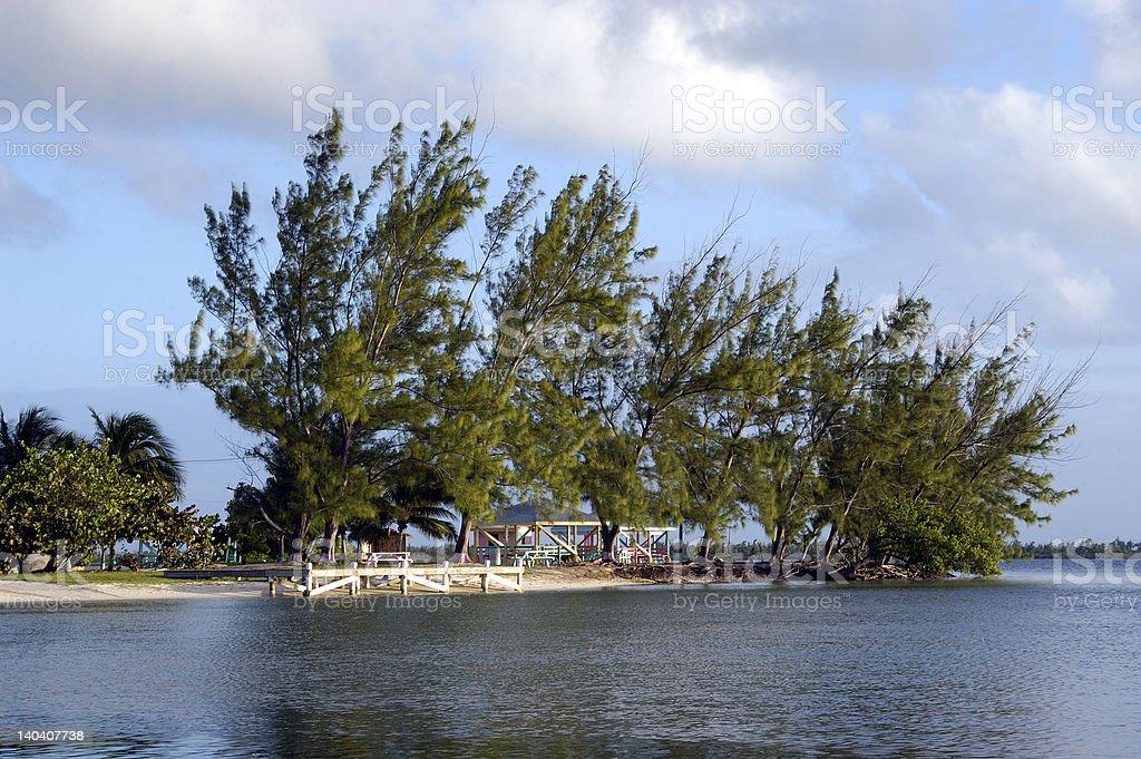 Kiabo Public Beach stock photo