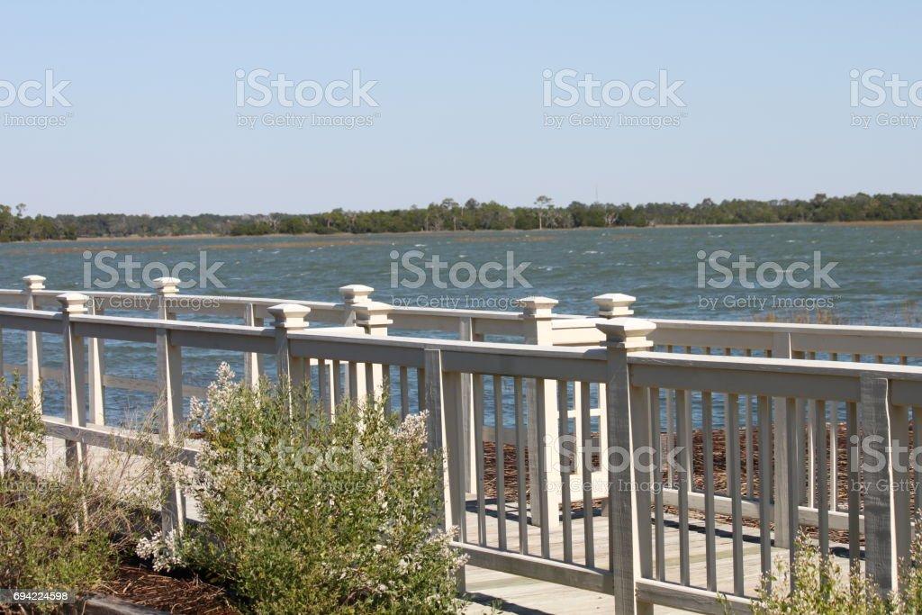 Kiawah Island, South Carolina stock photo
