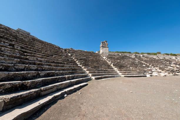 Kibyra ancient city in Burdur, Turkey stok fotoğrafı