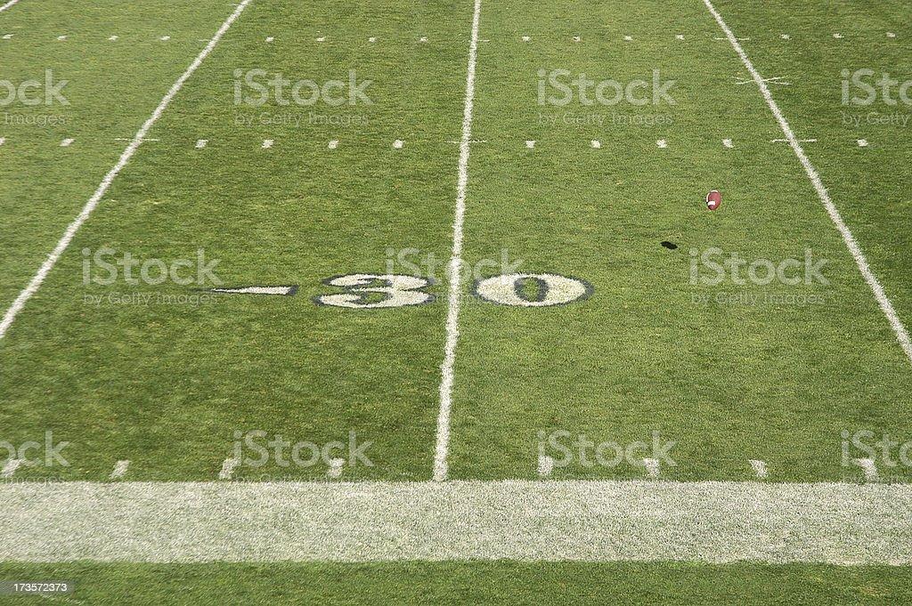 Kick-Off at the 30 stock photo