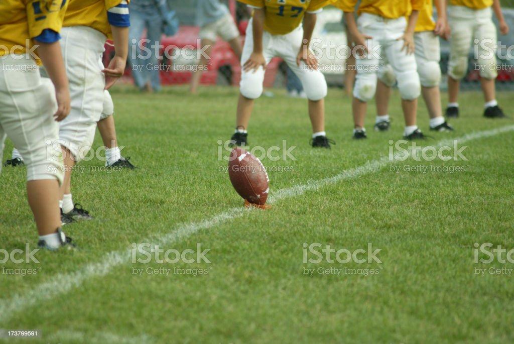 Kickoff – Foto