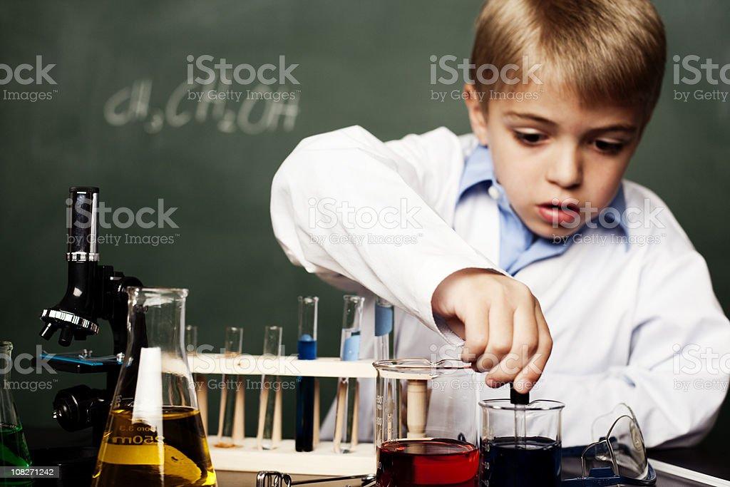 Kid Biochemiker – Foto