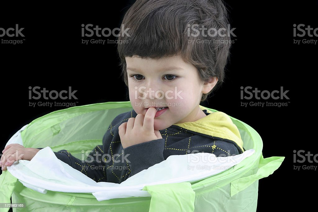 Kid royalty-free stock photo