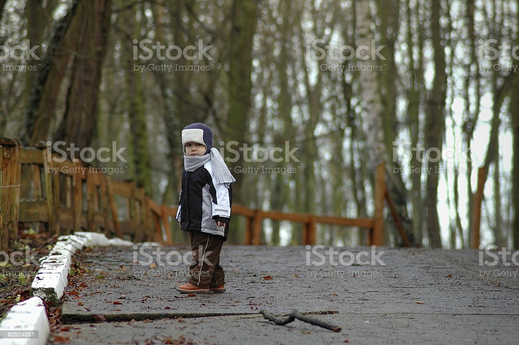 kid royalty-free stock photo