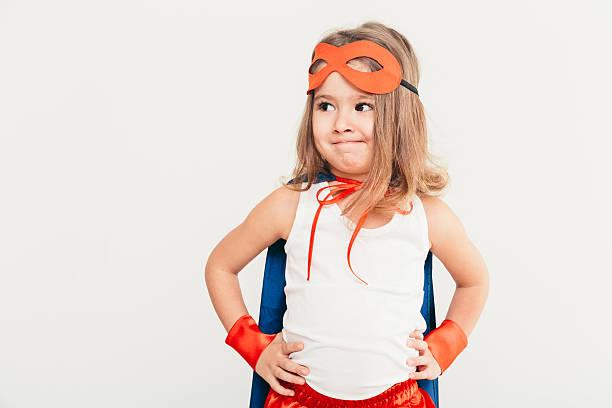 retrato de criança - baby super hero imagens e fotografias de stock