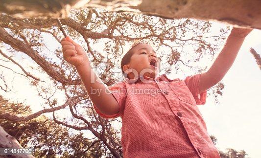 istock Kid Singing. 614847700