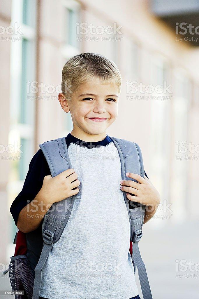 Kid Student royalty-free stock photo