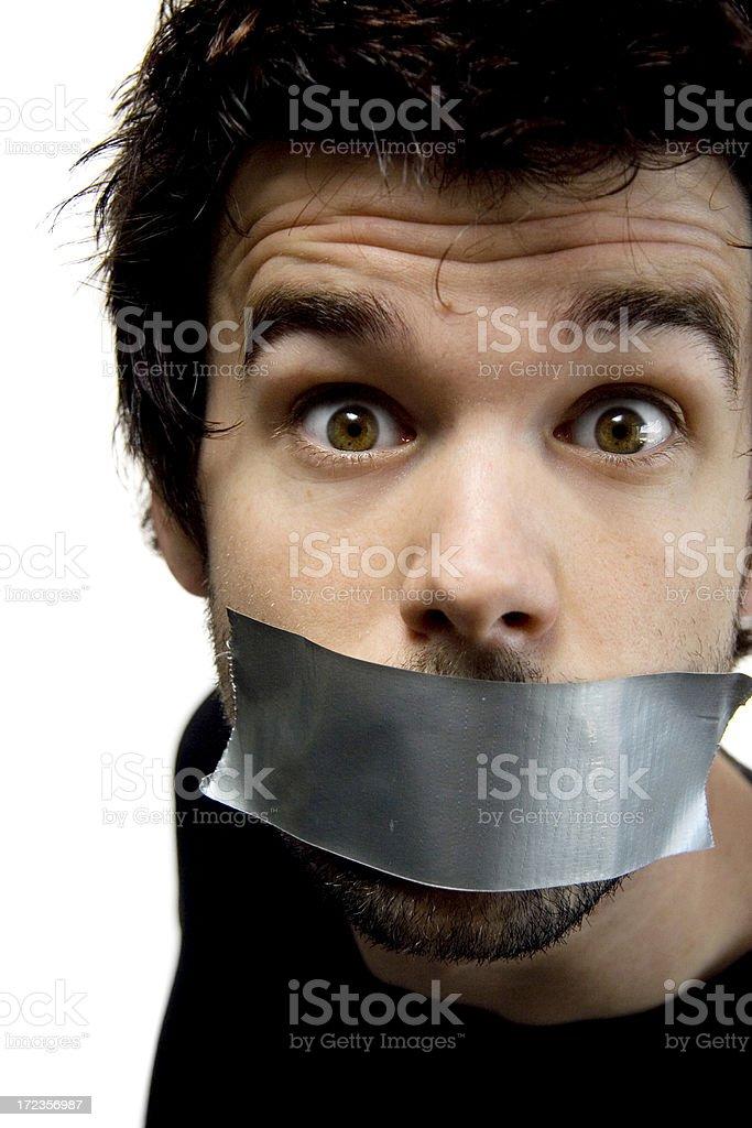 Secuestro 5 foto de stock libre de derechos