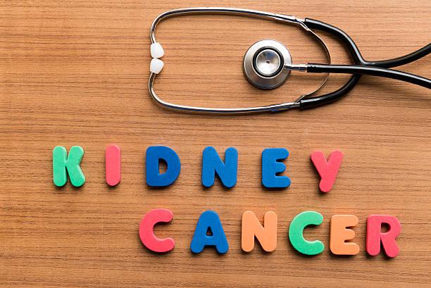 kidney cancer stock photo