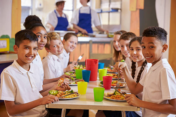 Kids at a table in a primary school cafeteria look picture id538486622?b=1&k=6&m=538486622&s=612x612&w=0&h=xehjxwhwlekpgkvgdwouhnvwaz5gjpeklykhy50i9ka=