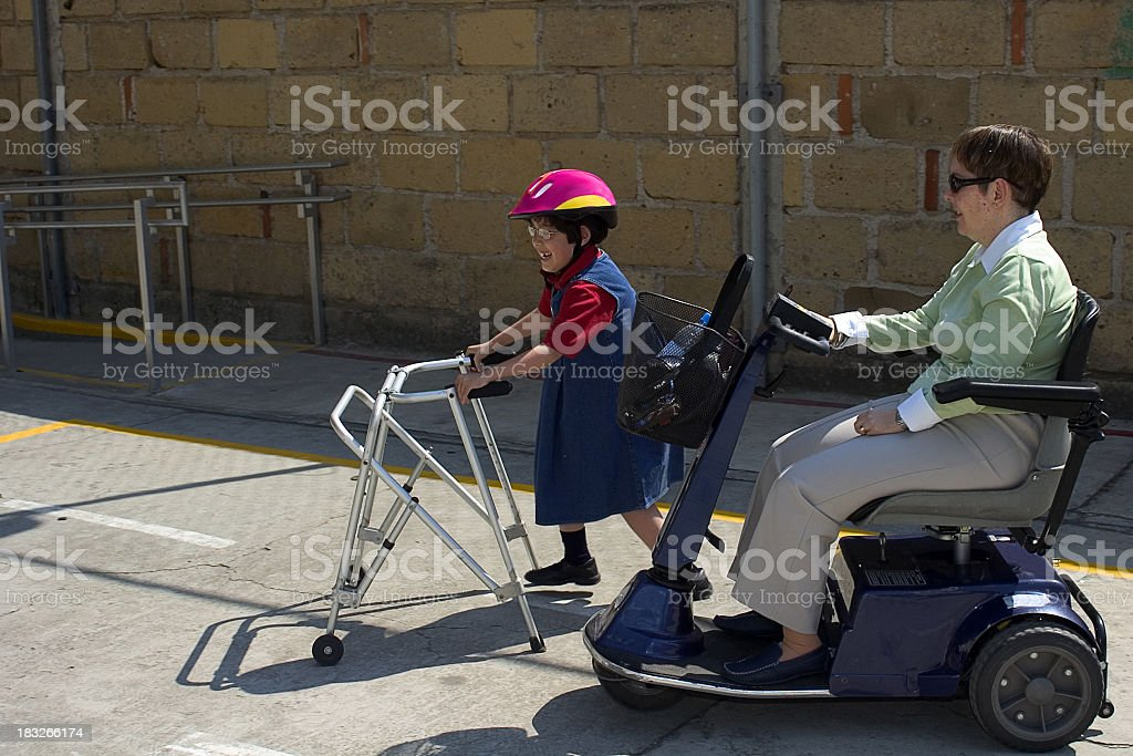 kids at school royalty-free stock photo