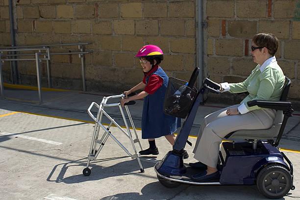 Bambini a scuola - foto stock