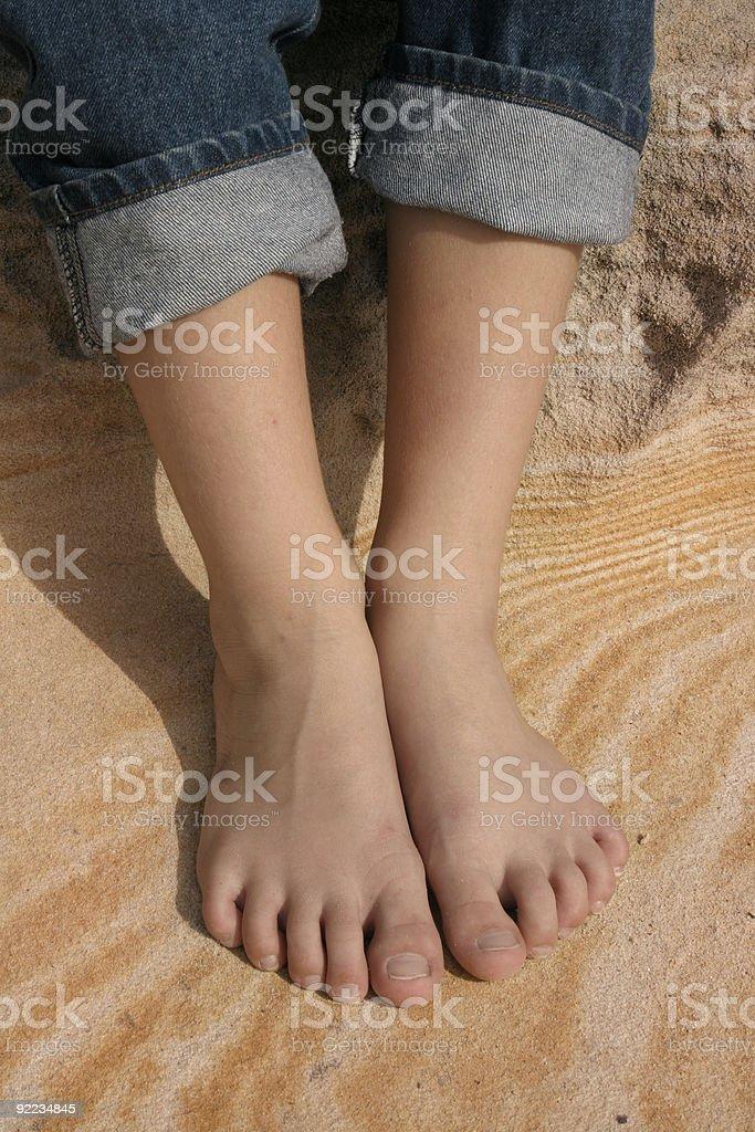 Dzieci bosej stopy – zdjęcie