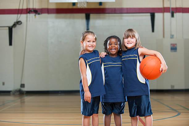 Basketball Kinder – Foto