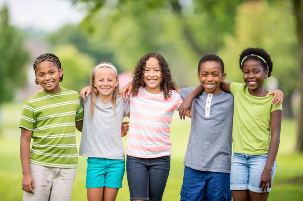 Groupe pour enfants - Photo
