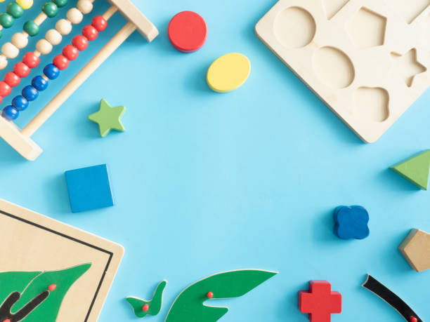 Kids learning concept with stacking toys on blue table background picture id1177801441?b=1&k=6&m=1177801441&s=612x612&w=0&h=tggm3aselbu15n2b8x84xm6rx 7eq8vjnsxmpufedks=