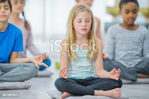 637804152istockphoto Kids Meditation 841581672