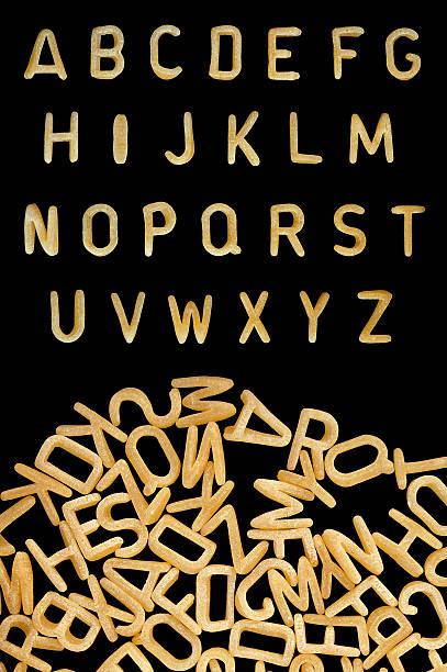 Kinder pasta Schriftart – Foto