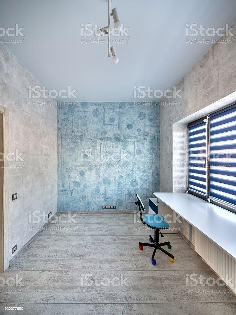 Kid's room in modern style foto de stock royalty-free