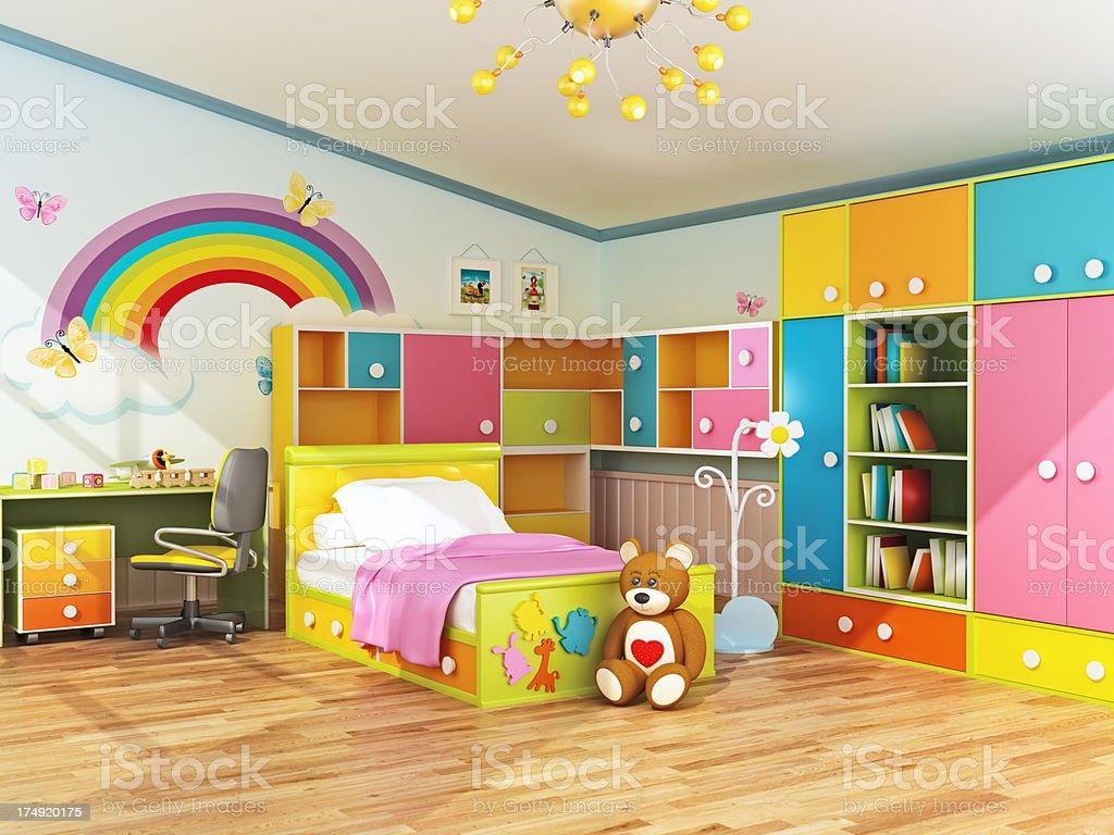 Kids Room Stock Photo Download Image Now Istock