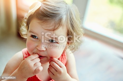 678589610istockphoto Kids will find the fun in anything 678589634