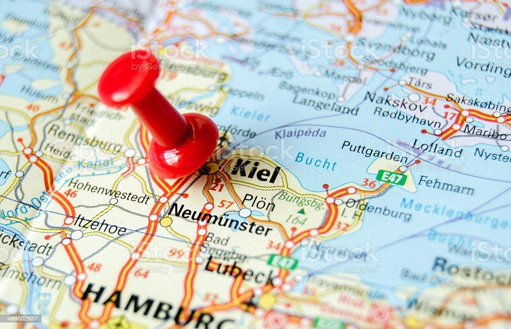 Kiel stock photo