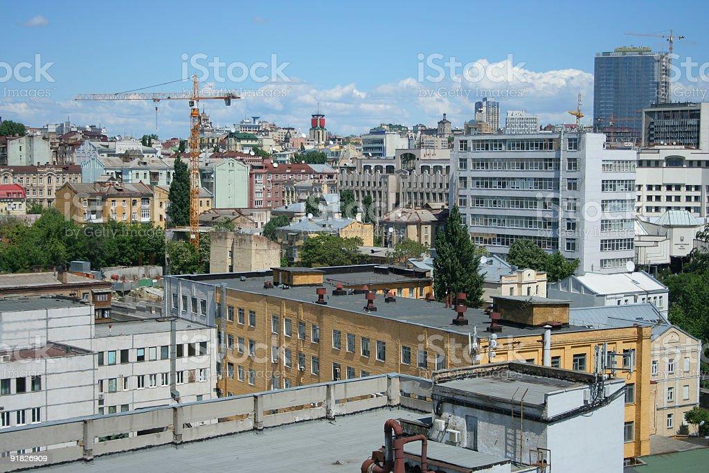 Kiev royalty-free stock photo