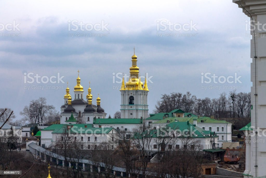 Kiev-Pechersk Lavra. Monastery. Kiev. Ukraine. royalty-free stock photo